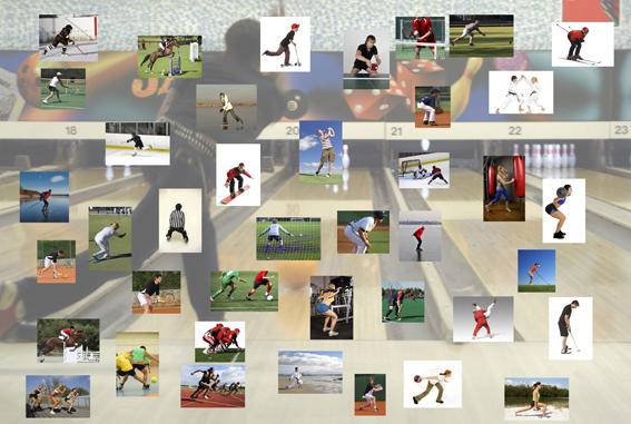 STEP tiltechieken in de sport